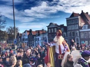 Sint arrivals 2019 – Haarlem Area