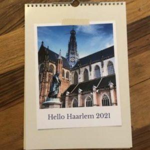 Hello Haarlem Calendar